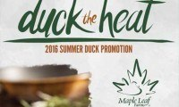 Maple Leaf Farms 2016 Duck The Heat Promotion