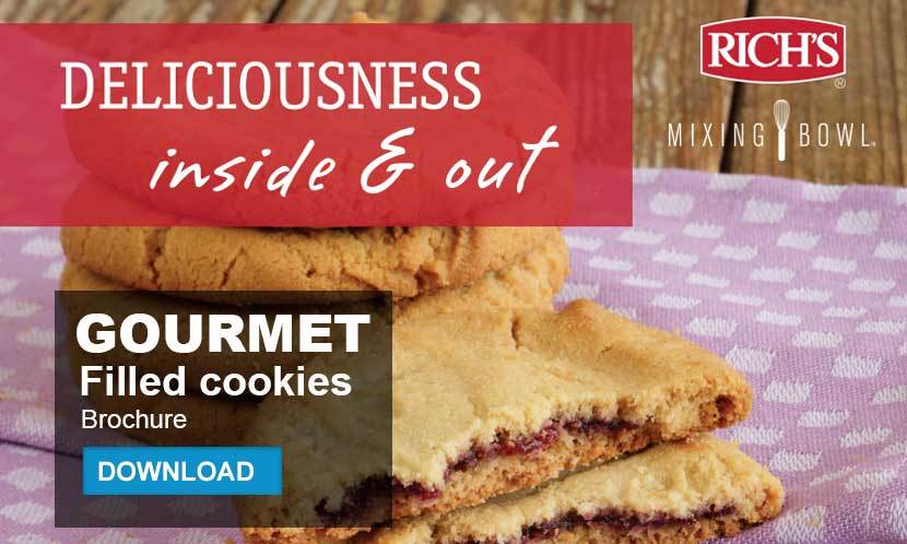 Rich's Gourmet Filled Cookies