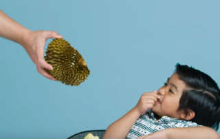 Video - Kids Try Exotic Fruits2