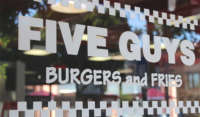 Five Guys Burger and Fries Aiea