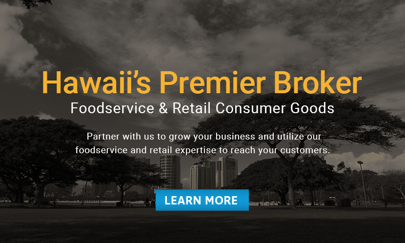 Rainbow Sales and Marketing Hawaii's Premier Foodservice and Retail Broker
