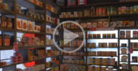 Video-Canned Food Restaurant