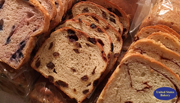 US Bakery Breakfast Breads