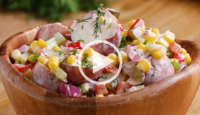 summer potato salad recipe video