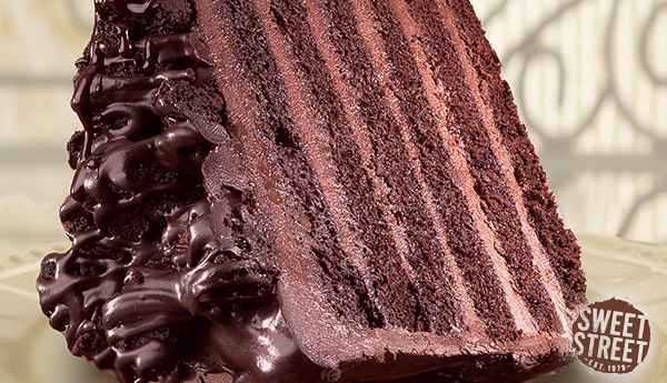 Sweet Street Big Chocolate Cake
