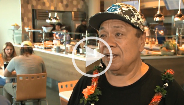 Video - Sam Choy New Restaurant