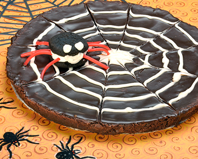 Spider Web Brownie Recipe