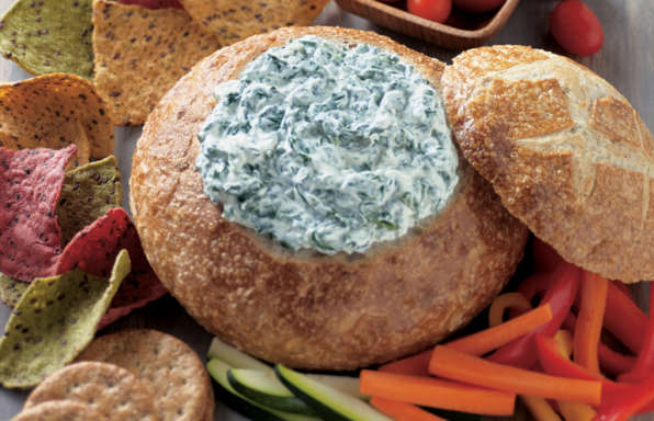 Daisy Spinach Dip Recipe