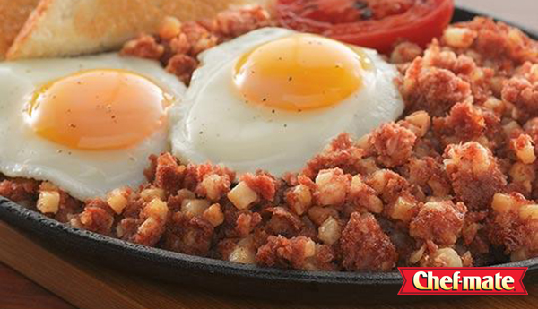 Chef-mate Corned Beef Hash