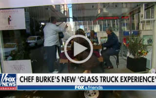 News - Chef Burkes New Glass Truck Experience