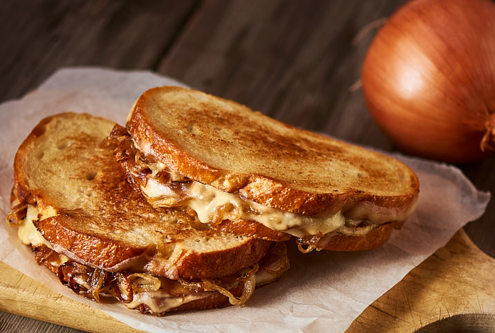 VV Supremo French Onion Grilled Cheese Recipe
