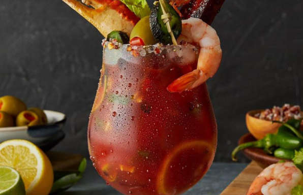 Mr Mrs T Bloody Mary Surf and Turf Recipe