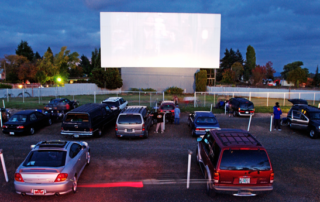 drive inn movie
